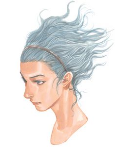 Lost Odyssey Art & Pictures, by takehiko Inoue. Seth Balmore Face