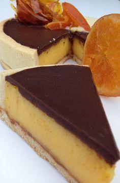 Cocina – Recetas y Consejos Chocolate And Vanilla Cake, Chocolate Desserts, Tarta Chocolate, Sweet Recipes, Cake Recipes, Dessert Recipes, Low Carb Grocery, Delicious Desserts, Yummy Food