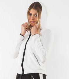 CHIARA DALBA SS 2017 #chiaradalba #ss #springsummer #newcollection #moda #donna #tuta #felpa #white #black #casual #woman #style #comfort #blujeans #denim #fashion