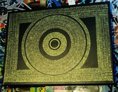 """Check out new work on my @Behance portfolio: """"O M N I A Canvas"""" http://be.net/gallery/37633707/O-M-N-I-A-Canvas"""