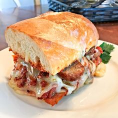 The Bomb Italian Sausage Sandwich is The Bomb! This cheesy, spicy, saucy, oh so messy, Italian sausage sandwich holds a special place in my families heart. food The Bomb Italian Sausage Sandwich Italian Sausage Sandwich, Sausage Sandwiches, Italian Sausage Recipes, Deli Sandwiches, Italian Sandwiches, Italian Bread, Italian Cooking, Sandwiches For Dinner, Sausage Sandwich Recipes