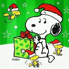 The Effective Pictures We Offer You About animal wallpaper iphone pattern print A quality picture ca Christmas Jokes, Peanuts Christmas, Charlie Brown Christmas, Charlie Brown And Snoopy, Christmas Fun, Snoopy Wallpaper, Animal Wallpaper, Wallpaper Iphone Cute, Snoopy Comics