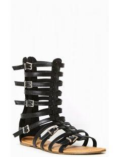 Empire Gladiator #Sandals #SFLfalledit