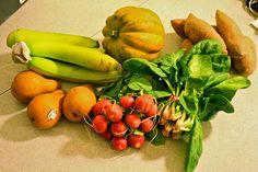Consumo de frutas y verduras dependiendo de la edad | Sentirse bien es facilisimo.com