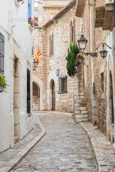 Realistic Graphic DOWNLOAD (.ai, .psd) :: http://hardcast.de/pinterest-itmid-1006780418i.html ... Medieval street in Sitges old town, Spain ... Catalonia, Travel Locations, arch, europe, homes, lantern, narrow, sidewalk, sitges, spain, stone, street, tourist resort, town, window ... Realistic Photo Graphic Print Obejct Business Web Elements Illustration Design Templates ... DOWNLOAD :: http://hardcast.de/pinterest-itmid-1006780418i.html