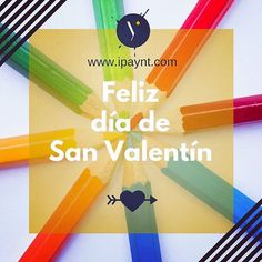 El equipo de ipaynt te desea un feliz día de San Valentín #loveisintheair #diadelosenamorados #enamorados #sanvalentinesday #amistad #sanvalentin #love