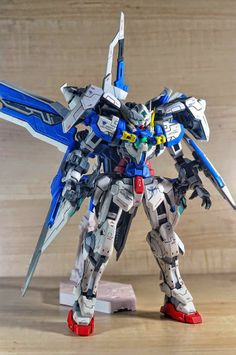 1/100 GNY-001 Gundam Astraea + Tactical Arms - Custom Build - Gundam Kits Collection News and Reviews