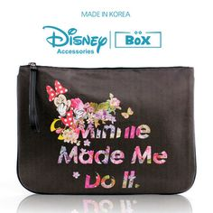 Disney Mickey Mouse Purse Clutch  Hand  Bag Pouch Character Made Me  Bag    Clothing, Shoes & Accessories, Women's Handbags & Bags, Handbags & Purses   eBay!