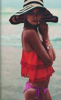 Summer Tan #NWvintage