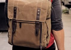 ONA | The ONA Camps Bay Camera & Laptop Backpack