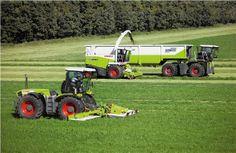 claas tractors | Claas