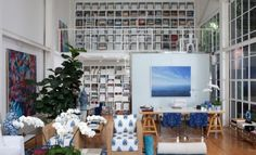 Sig Bergamin's Studio via La Dolce Vita