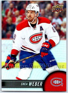 Play Tim Hortons® Collect to Win for a chance to win amazing prizes! Tim Hortons, Montreal Canadiens, Hockey Cards, Baseball Cards, Nhl, Shea Weber, Upper Deck, Coaching, Sports