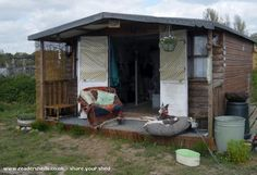 Rosemary is an entrant for Shed of the year 2012 via @unclewilco