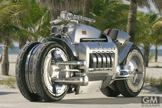 6000万円500馬力!Dodge Tomahawk! | GIGAMEN ギガメン