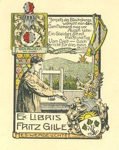 Cliché en couleurs , 20° , ALLEMAGNE  NERNST (Heinrich) , Saxe