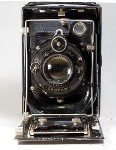 Zeiss Donata 9x12 Plate Camera with Tessar