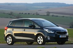 The Carens is a competitive member of its class, as we've come to expect from Kia