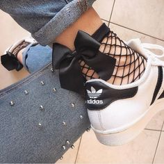 Women Street Chic Outfits Sexy Grunge Fishnet Ankle Socks – Lupsona