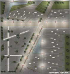 View full picture gallery of Piazza Del Polo Universitario Della Folcara. Architecture Plan, Landscape Architecture, Pavement Design, Lanscape Design, Planer Layout, Home Budget, Home Landscaping, Master Plan, Urban Planning