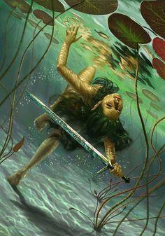 The Witcher, Witcher Art, Ciri Witcher, Illustration Design Graphique, Illustration Art, Animal Illustrations, Illustrations Posters, Fantasy Artwork, Digital Art Fantasy