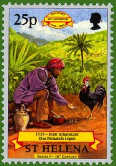 Saint Helena Island Info: All about St. Helena • Postage Stamps