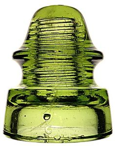 CD 140 'Jumbo', yellow green. Recently sold for $2475 at www.open-wire.com