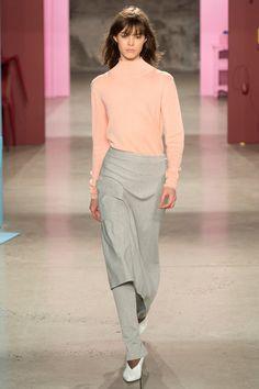 Tibi Fall 2017 Ready-to-Wear Fashion Show - Irina Shnitman
