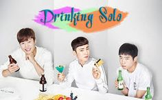 Image result for drinking solo korean drama