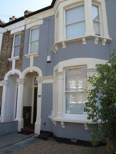 grey painted houses uk Google Search Exterior house