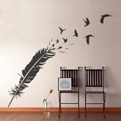 I've just finished this new wall sticker design, i hope you like it. www.makingstatements.com  :o))