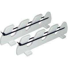 3 Rod Gunwale Mount Rod Holder