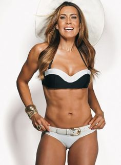 Fifty, Fit, and Fabulous!!! Solange Frazao, age 53!!! ... Fitness Trainer, Fitness Model, and Nutritionist (…She Lives Around the Corner from the Fountain of Youth)