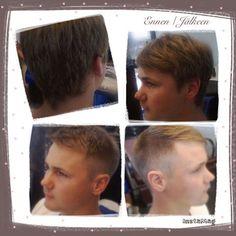 parturi-koulutuksen aikaan saannoksia #Tukkatalo