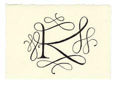 Day 88 • K • Handwritten Letters