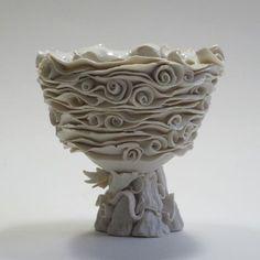 Coil Pots - Teresa Brooks Pottery