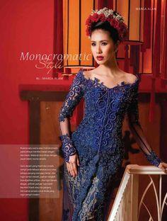 Marga Alam for Kebaya in Style Magazine  https://www.facebook.com/KebayaInStyle