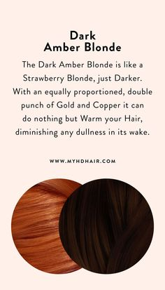 These Amber Blondes Are The Warmest, Most Radiant Shades Right Now Dark Blonde Hair Color, Bold Hair Color, Copper Blonde, Hair Color Auburn, Shades Of Blonde, Copper Hair, Auburn Hair, Golden Blonde, Amber Hair Colors