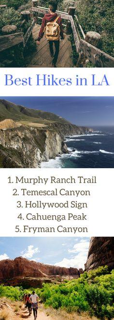 GoAltaCA   Best Hikes in Los Angeles