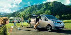 Nissan NV200 EVALIA - ιδανικό για οικογένειες