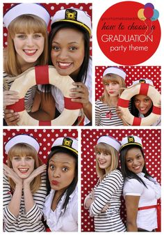 Tips and Ideas for planning the perfect graduation party @yourhomebasedmom
