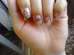 Pretty manicure!