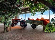 Indoor trees and a slide: the perfect office? · Business ETC