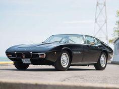 La Velocita' — gentlemanracedriver: Maserati Ghibli SS 1972