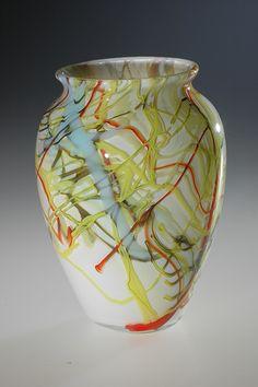 Graffiti Vase 1 Scott Powell (?)
