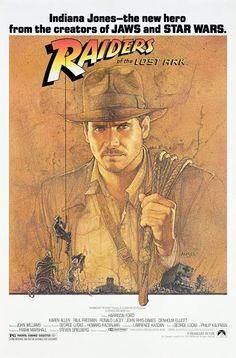 """Raiders of the Lost Ark"" starts its one week IMAX run on 9/7! #moviestastegood"