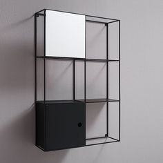 Copenhagen-based Norm Architects designed a collection of minimalist bathroom fixtures and home furnishings for Ex.t inspired by Scandinavian design. Bathroom Wall Cabinets, Bathroom Fixtures, Bathroom Furniture, Furniture Decor, Furniture Design, Bathrooms, Sideboard Furniture, Modular Walls, Modular Shelving