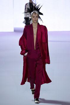 Haider Ackermann   Ready-to-Wear Spring 2017   Look 26