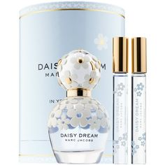 Marc Jacobs Fragrances Daisy Dream In Your Dreams Set (97 AUD) ❤ liked on Polyvore featuring beauty products, fragrance, marc jacobs, marc jacobs perfume and marc jacobs fragrance