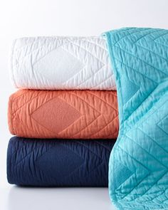 -6444 Blissliving HOME  King Luisa Quilted Coverlet Queen Luisa Quilted Coverlet